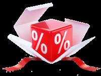 Хочешь получить скидку 5% (Завершено)
