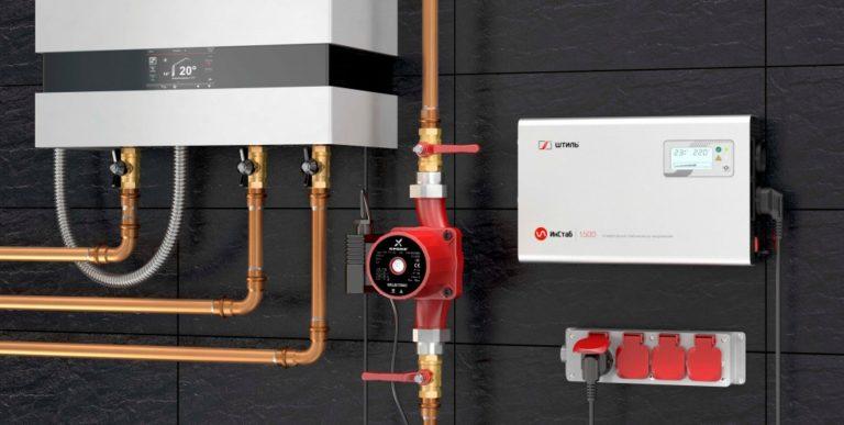 Как выбрать стабилизатор напряжения для газового котла?