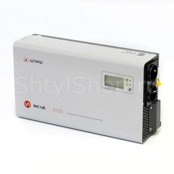 Штиль ИнСтаб IS2500 однофазный стабилизатор напряжения инверторный 2500ВА 2000Вт