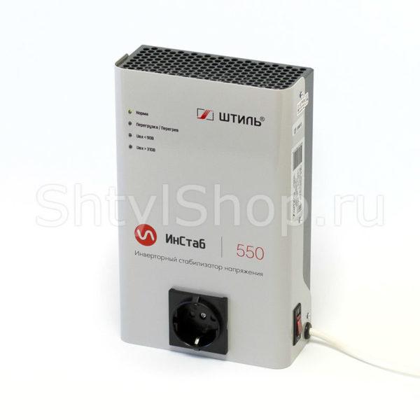 Штиль ИнСтаб IS550 однофазный стабилизатор напряжения инверторный 550ВА 400Вт