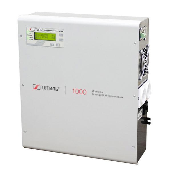 Штиль SW1000SL источник бесперебойного питания (1000ВА/900Вт) настенный со встроенной АБ