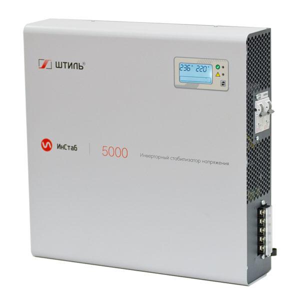 IS5000 настенного исполнения Штиль ИнСтаб однофазный стабилизатор напряжения