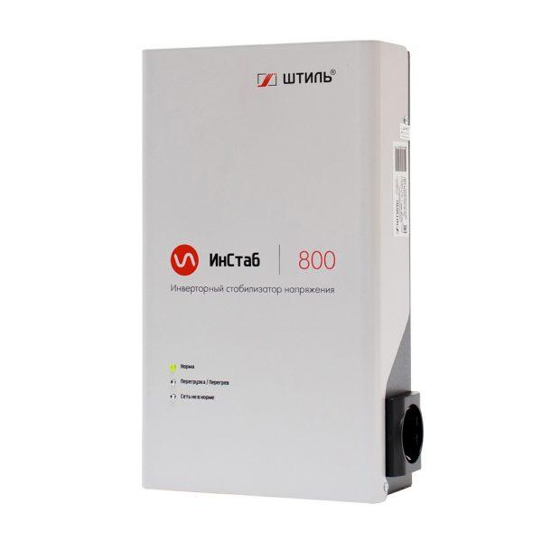 Инверторный стабилизатор напряжения Штиль ИнСтаб IS800 (800ВА/600Вт)