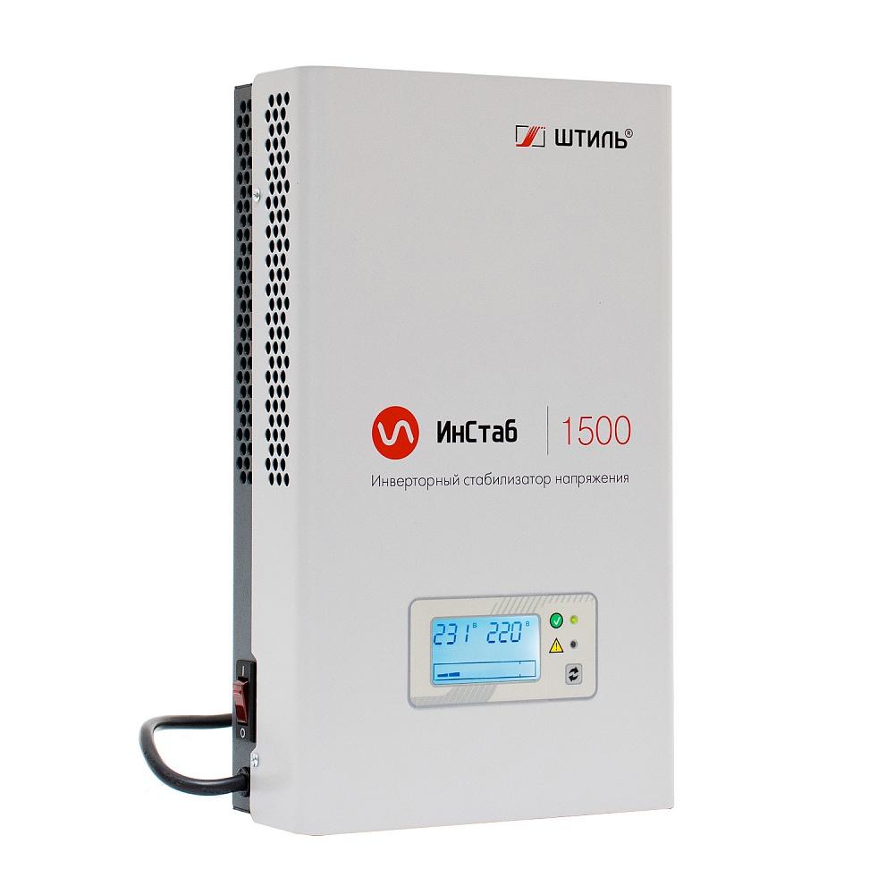 Инверторный стабилизатор Штиль ИнСтаб IS1500 new модель 2020 года
