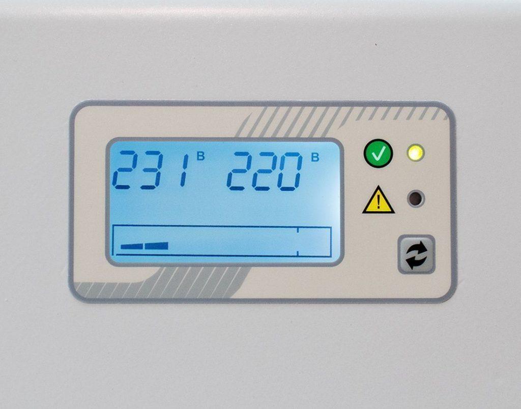Инверторный стабилизатор Штиль ИнСтаб IS10000 8ВА/7.2кВт в настенном корпусе