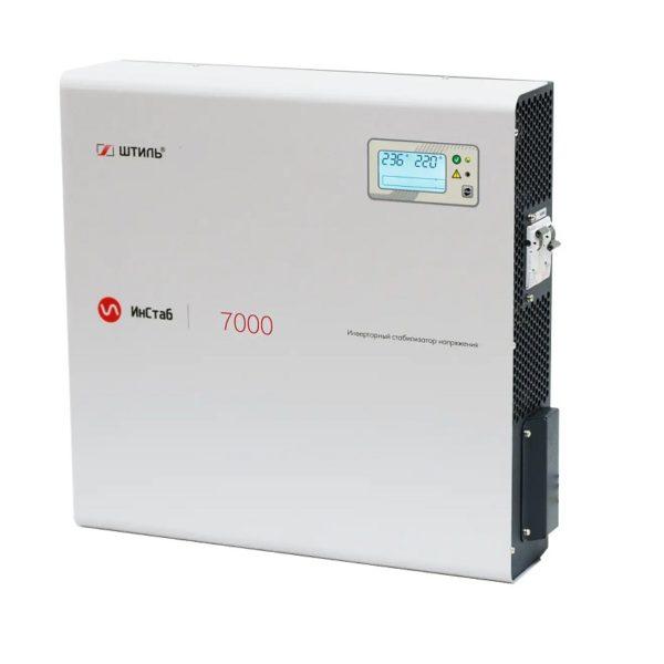 Инверторный стабилизатор напряжения Штиль ИнСтаб IS7000 (7кВА) настенный